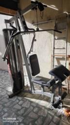 Estação de musculação athletic advanced 300M<br><br>