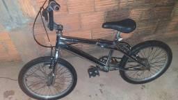 Bicicletas cromada