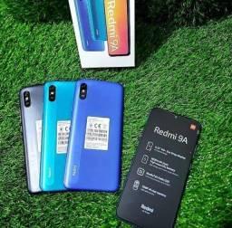 Redmi 9 A 32GB/2GB Ram Preto/Azul/Verde Índia