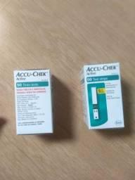 Tiras reagentes ACCU-CHEK