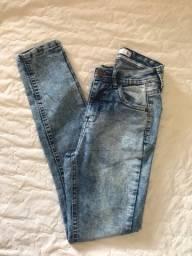 calças jeans 34/36