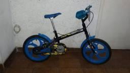 Bicicleta hot welless