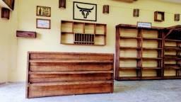 Título do anúncio: Móveis para Mercado Restaurante Bar Distribuidora