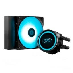 Water Cooler DeepCool Gammaxx L120T Blue, 120mm, LED Azul