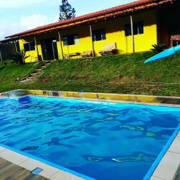Casa Recanto das Cachoeiras, Vilarejo chapada Lavras Novas