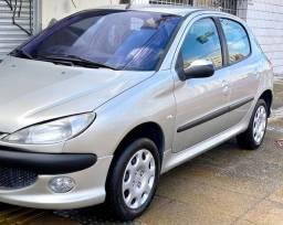 Peugeot 206 1.4, 2008 completo novíssimo!