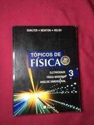 Livros típicos de Física 30anos