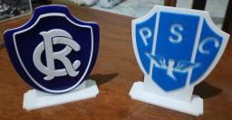 Troféu Clube do Remo e Paysandu 100% em acrílico
