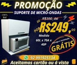 Armário de cozinha 100%MDF promoção temos outros modelos