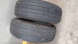 Par de pneu aro 15 dunlop 185 60 15