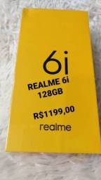 REALME 6i 128gb R$1199,00