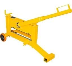 Máquina de cortar bloco manual