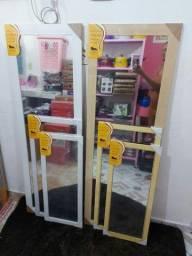 Mega kit espelho+entrega grátis