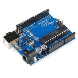 Placa Arduino Compatível UNO R3 + cabo USB