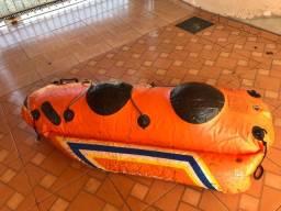 Bóia Rebocável Jet Bob Até 140 Kg Para 2 Pessoas 432100 Ntk