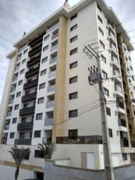 Apartamento novo, 02 dormitórios (01 suíte), garagem hobby box na Trindade