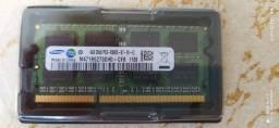 Memória Samsung 4gb Ddr3 1066 Pc3 8500s Note Macbook iMac