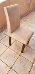 Jogo com 6 cadeiras