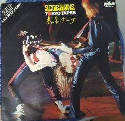 LP Scorpions (Tokio Tapes)