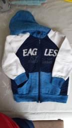 Blusa de frio usada tamanho 2
