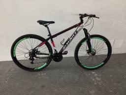 Bicicleta Redstone Seminova, aro 29, 21 machas