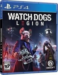Watch Dogs Legion Mídia Física PS4