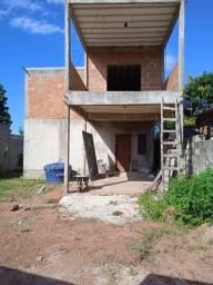 PF- Casa 3 Qts quase pronta + Lote de 364m²