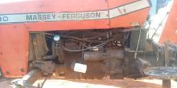 Trator Massey Ferguson 290 ano 85