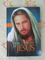 Vida de Jesus - Ellen White (capa dura)