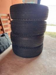 4 pneus 16 Firestone