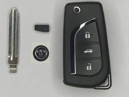 Chave Canivete Corolla 2009/2013