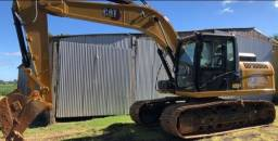 Escavadeira CAT 318 D2 Ano 2020