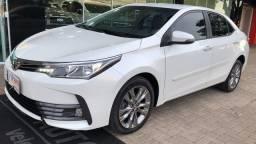 Título do anúncio: Corolla xei 2019 perolizado com 39 mil km placa b periciado novíssimo
