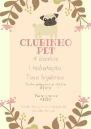 Clubinho Pet