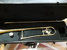 Vendo trombone e clarineta