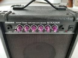 Cubo Amplificador Ibanez GT 10 DXR