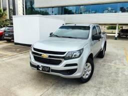 Chevrolet S10 Ls 2.8 Diesel 4x4 - 2019 - Único Dono