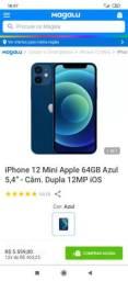 iPhone 12 mini 64gb lacrado