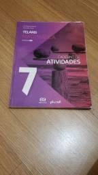 Livro Teláris matemática- caderno de atividades 7