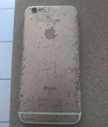 iPhone 6s, 64 ( Vendendo por esse valor por causa da carcaça)