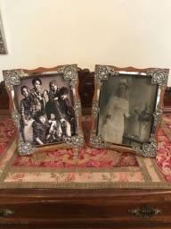 Porta Retratos Antigos Trabalhados