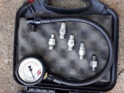 Medidor de pressão de óleo