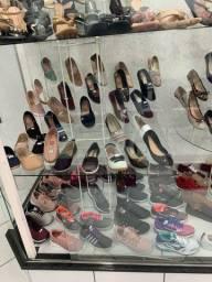Vendo loja de Calçados completa, aceito permuta