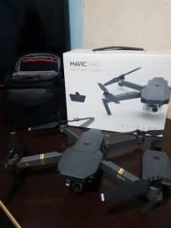 Drone Dji Mavic Pro - Otimo Estado de conservação - Combo Fly More 3 Baterias