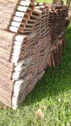 Vendendo telhas