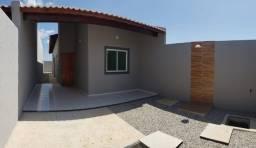 SI - Casa nova 2 quartos, 2 banheiros, 1ª parcela só em outubro, ITBI e Escritura Grátis