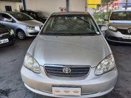 **Corolla XLi 1.6 2005/05 Top Linha Super Novo**