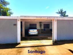 Casa com 169 m² e 02 dormitórios no bairro Três Marias Porto Velho