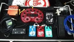 Set de pedais com POD 2.0 com pedal de foot personalizado