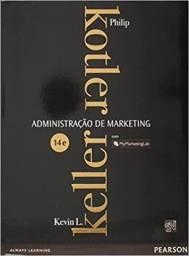 Administração De Marketing Kotler Keller Pearson 14ª Edição